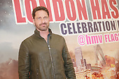 Gerard Butler Attends London Has Fallen Screening in Hong Kong