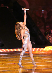 February 2, 2020, Miami, FL, USA: MIAMI, FLORIDA - FEBRUARY 02: Jennifer Lopez performs onstage during the Pepsi Super Bowl LIV Halftime Show at Hard Rock Stadium on February 02, 2020 in Miami, Florida. Photo: Christopher Victorio/imageSPACE (Credit Image: © Imagespace via ZUMA Wire)