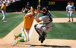 Eric Byrnes & Bill Haselman, 2002