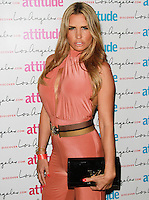 Katie Price, Attitude Magazine's Hot 100 Summer Party, The Rumpus Room at the Mondrian Hotel, London UK, 20 July 2015, Photo by Brett D. Cove