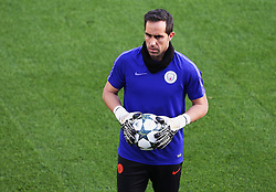 Claudio Bravo of Manchester City - Mandatory by-line: Matt McNulty/JMP - 31/10/2016 - FOOTBALL - City Football Academy - Manchester, England - Manchester City v Barcelona - UEFA Champions League - Group C