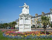 Queen Victoria statue, Clifftown Parade, Southend, Essex