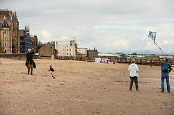 We have all been there; trying to get a kite to fly to entertain the children.  Only once in the air the children lose interest.<br />