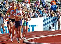 Friidrett<br /> Europacup kvinner<br /> 24.06.2007<br /> Foto: Hasse Sjøgren, Digitalsport<br /> <br /> Karoline Bjerkeli Grøvdal
