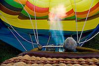 Balloon Festival  Pittsfield, NH.  ©2010 Karen Bobotas Photographer
