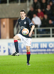 Murray Wallace..Falkirk 3 v 2 Rangers..©Pic : Michael Schofield.