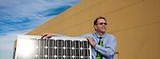 Martin Plass, Senior VP and GM of CVF Solar Test Laboratory.