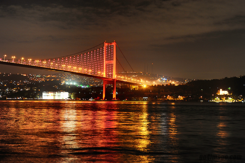 Images from Istanbul taken in May  2011 during the Extreme Sailing Series