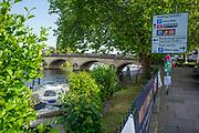 Henley on Thames, England, United Kingdom, 28th June 2019, Henley Royal Regatta Qualifiers, time trial, on Henley Reach, [© Peter SPURRIER/Intersport Image]<br /> <br /> 16:38:41