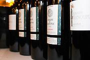 Cuvee les Cresses 2004. Domaine de Granoupiac. Terrasses de Larzac. Languedoc. France. Europe. Bottle.