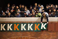 20110510 - Arizona Diamondbacks at San Francisco Giants (MLB Baseball)