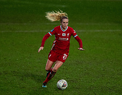 BIRKENHEAD, ENGLAND - Sunday, March 28, 2021: Liverpool's Missy Bo Kearns during the FA Women's Championship game between Liverpool FC Women and Blackburn Rovers Ladies FC at Prenton Park. The game ended in a 1-1 draw. (Pic by David Rawcliffe/Propaganda)