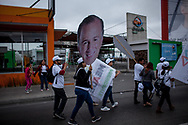 """Meade is the PRI's candidate. People in Mexico are tired of this party, which had the power with the latest president, Enrique Peña Nieto. During his government inflation grown and desappeared persons to, 26.000 """"desaparecidos"""" in 5 years."""