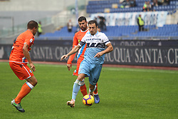 November 4, 2018 - Rome, Italy - At Stadio Olimpico of Rome, Lazio beat Spal 4-1 with 2 goal of Ciro Immobile, one of Cataldi and one of Marco Parolo. (Credit Image: © Paolo Pizzi/Pacific Press via ZUMA Wire)