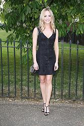 © London News Pictures. 26/06/2013. London, UK. Joanne Froggatt  at  The Serpentine Gallery summer party, Kensington Gardens London UK, 26 June 2013, Photo credit: Richard Goldschmidt/LNP