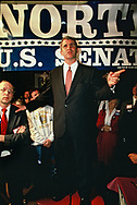 Oliver Horth Campaign  for the United States senate in 1994<br />Photo by Dennis Brack