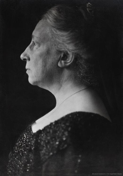 Lady Isabella Augusta Gregory, England, UK, 1912