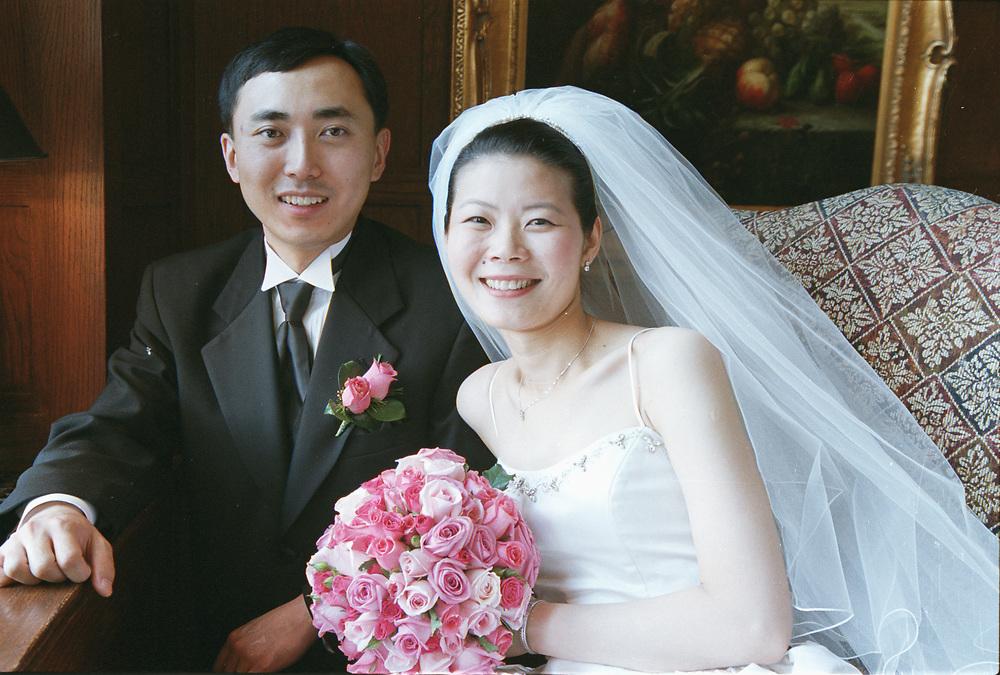 Jennifer Cheung Wedding