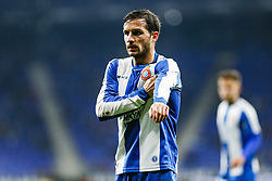January 17, 2019 - Barcelona, Catalonia, Spain - Pablo Piatti (19) of RCD Espanyol during the match RCD Espanyol v Villarreal CF, for the round of 16 of the Copa del Rey played at Camp Nou  on 17th January 2019 in Barcelona, Spain. (Credit Image: © Mikel Trigueros/NurPhoto via ZUMA Press)