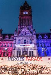 National Olympic Heroes Parade in Manchester<br /> <br /> (c) John Baguley | Edinburgh Elite media