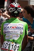 Joaquin Rodriguez .at the last step of the Vuelta de EspaÒa