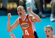 20050917 CRO: EK Volleybal Nederland - Bulgarije, Pula