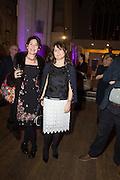 NICKY SHULMAN; ALEX SHULMAN, Fashion and Gardens, The Garden Museum, Lambeth Palace Rd. SE!. 6 February 2014.