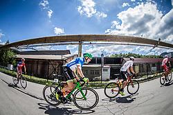 Jaka Primozic (SLO) of Slovenija National Team in Store during last Stage 4 of 24th Tour of Slovenia 2017 / Tour de Slovenie from Rogaska Slatina to Novo mesto (158,2 km) cycling race on June 18, 2017 in Slovenia. Photo by Vid Ponikvar / Sportida