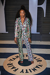 Angela Bassett attending the 2018 Vanity Fair Oscar Party hosted by Radhika Jones at Wallis Annenberg Center for the Performing Arts on March 4, 2018 in Beverly Hills, Los angeles, CA, USA. Photo by DN Photography/ABACAPRESS.COM