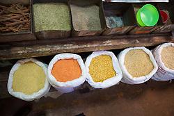 Grains For Sale, Gyee Zai Market