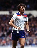 Fotball<br /> England<br /> Foto: Fotosports/Digitalsport<br /> NORWAY ONLY<br /> <br /> TREVOR FRANCIS<br /> ENGLAND 1980/1981
