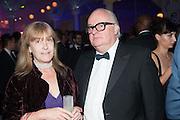 JO FARRELL; GERRY FARRELL, Grey Goose Winter Ball to benefit the Elton John Aids Foundation. Battersea Power Station. London. 10 November 2012.