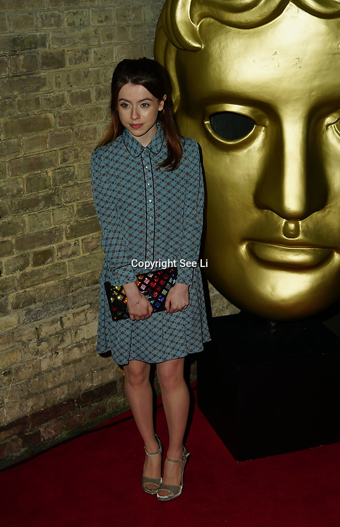 London, England, UK. 26th November 2017. Rosie Day attend the British Academy Children's Awards 2017 at the Roundhouse.