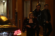 EXCLUSIVE<br />  THE PARIS RETURN Kim Kardashian's best friend Jonathan Cheban spotted outside the hotel she was robbed in after terrifying gunpoint ordeal in Paris<br /> <br /> KIM Kardashian's best friend Jonathan Cheban has returned back to Paris and has been pictured near the hotel where she was attacked.<br /> <br /> The reality star was robbed at gunpoint last October and none of the Keeping Up With Kardashians stars have been back since.<br /> But Jonathan, who stars in the reality show, is the first of the Kardashian crew to return and was spotted walking in the French capital with Celeb's Go Dating Love Guru Nadia Essex.<br /> <br /> The pair met after Jonathan appeared on the show.<br /> <br /> They did some shopping and took in the sights, before being seen near the hotel where his BFF was robbed of her £8million haul.<br /> Meanwhile, Jonathan revealed that Kim won't be going to Paris Fashion Week, next week.<br /> ©Mehdi Taamallah/Exclusivepix Media