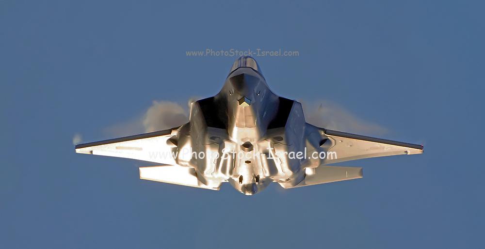 Israeli Air Force (IAF) Lockheed Martin F-35I (Adir) in flight