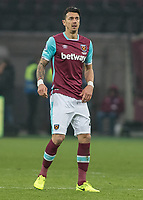 Football - 2016 / 2017 Premier League - West Ham United vs. West Bromwich Albion<br /> <br /> Jose Fonte of West Ham at the London Stadium.<br /> <br /> COLORSPORT/DANIEL BEARHAM