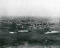 1919 Aerial photo of Marlborough School for Girls