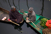 he lake doesn't only provide them their shelter and food . Their friendship , daily chit-chat also take place beside the lake. The lake is the witness of their whole life, happiness and sorrow.Srinagar,  © Sandipa Malakar.