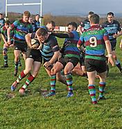 January 2020  Cup Rugby Castlebar v Corrib