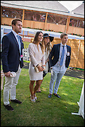 ED DOE; BELLA WEST; ABBIE WILSON; RORY WEST, Ebor Festival, York Races, 20 August 2014