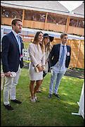 ED DOE; BELLA WEST; ABBIE WILSON; RORY WEST, Ebor Festival, York Races, 20 August 2014