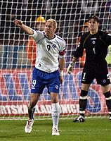 Fotball<br /> Serbia v Bosnia<br /> Foto: imago/Digitalsport<br /> NORWAY ONLY<br /> <br /> 12.10.2005  <br /> <br /> Sergej Barbarez (Bosnien Herzegowina)
