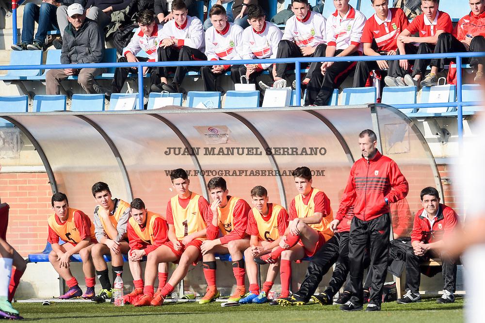 28-12-2016   Santander<br /> Sub 18 Selecion  Gallega vs Navarra<br /> <br /> Fotos: Juan Manuel Serrano Arce