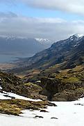 Landscape in East Iceland