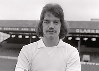 Fotball<br /> Foto: Colorsport/Digitalsport<br /> NORWAY ONLY<br /> <br /> Sam Allardyce (Bolton Wanderers) Photocall 1973/74