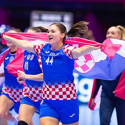 2020-12-20: Croatia - Denmark - Bronze Medal