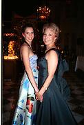 Lolicia Aitken and  Alexandra Aitken<br />1997 Crillon Haute Couture Debutante Ball<br />Paris. 29/11/97<br /><br />photo by Dafydd Jones© Copyright Photograph by Dafydd Jones 66 Stockwell Park Rd. London SW9 0DA Tel 020 7733 0108 www.dafjones.com