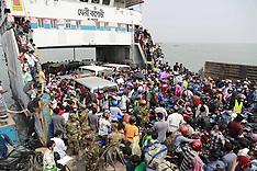 Covid-19 Crisis - Dhaka, Bangladesh - 22 April 2020