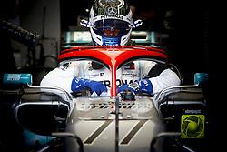 May 25, 2019 - Monte Carlo, Monaco - #77 VALTTERI BOTTAS (FIN, Mercedes AMG Petronas Motorsport) sits in cockpit during qualifying for FIA Formula One World Championship 2019, Grand Prix of Monaco. Hamilton took pole ahead of Bottas. (Credit Image: © Hoch Zwei via ZUMA Wire)