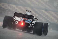 March 1, 2018 - Barcelona, Catalonia, Spain - SERGEY SIROTKIN (RUS) takes to the track in his Williams FW41 during day four of Formula One testing at Circuit de Catalunya (Credit Image: © Matthias Oesterle via ZUMA Wire)